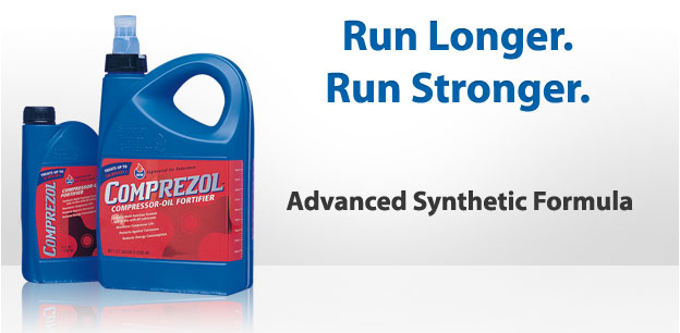 COMPREZOL Synthetic Compressor Oil Fortifier