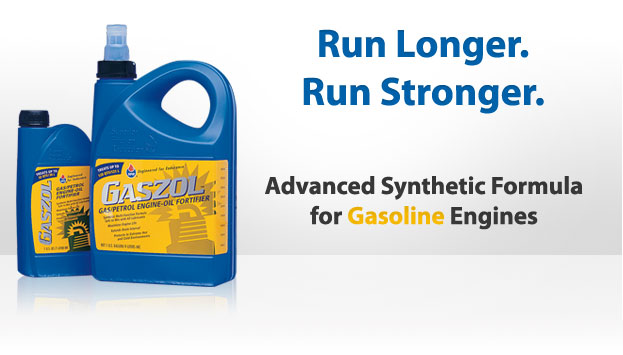 Gaszol Engine Oil Additive